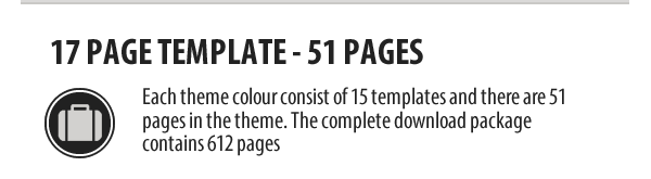 Seemly HTML5 Template Pages
